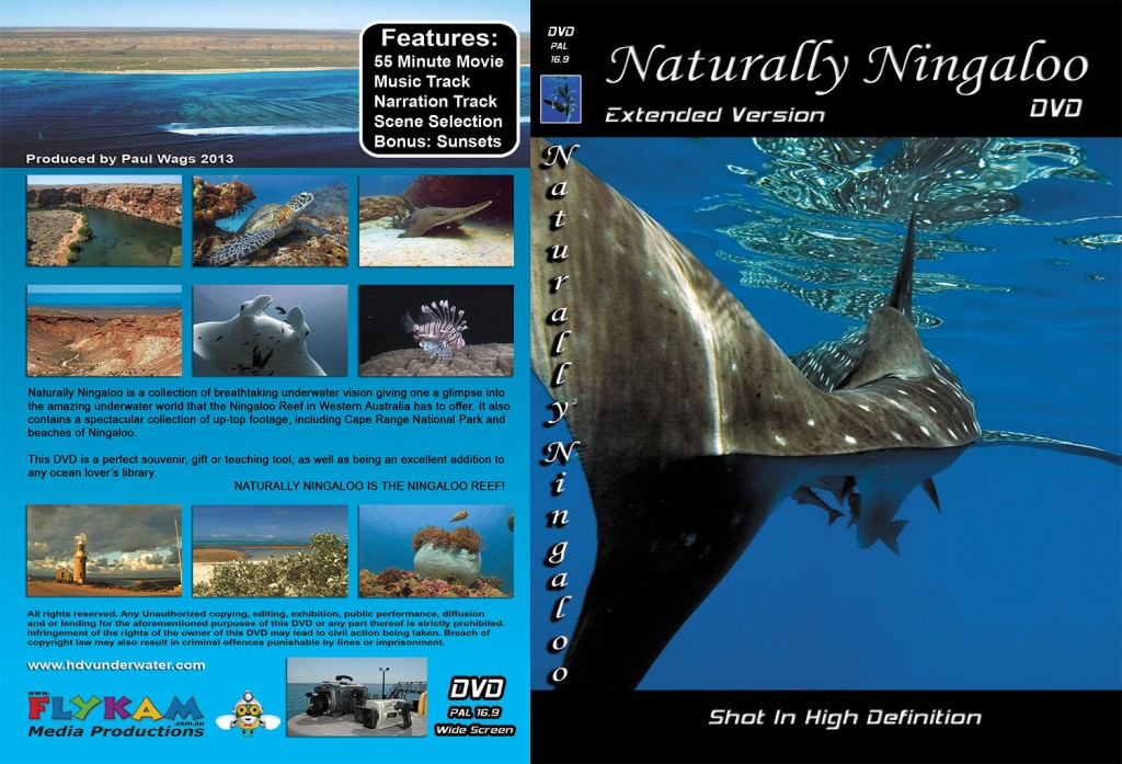 Naturally Ningaloo DVD