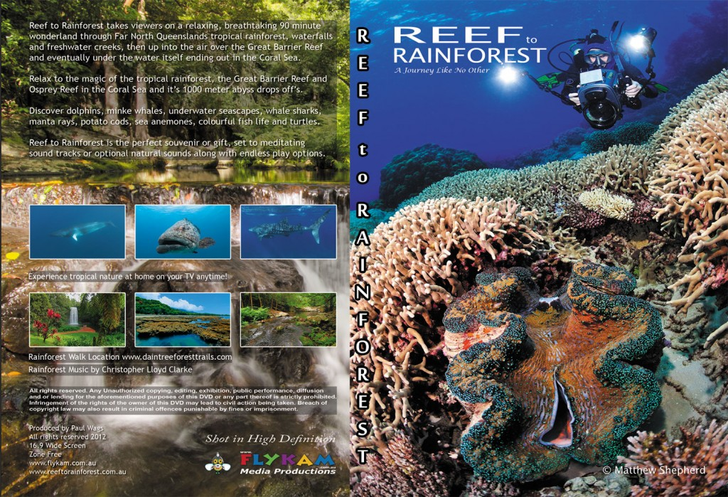 Reef To Rainforest DVD